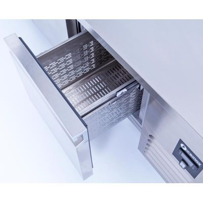 Iceinox - Iceinox CTS 515 N CR Tezgah Tip GN Derin Dondurucu, 3 Kapılı (1)