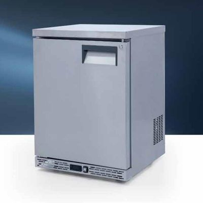 Iceinox OTS 140 N CR Tezgah Altı Mini Derin Dondurucu