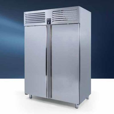 Iceinox VTS 1150 N CR Dik Tip Snack Derin Dondurucu, 2 Kapılı