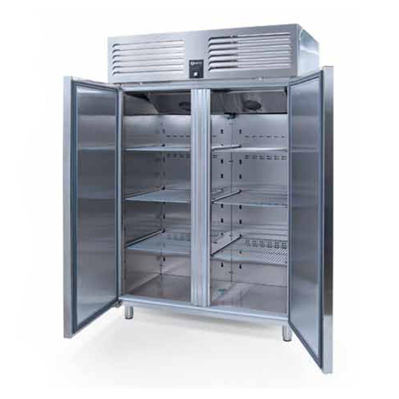 VTS 1340 Dik Tip GN Buzdolabı, 2 Kapılı
