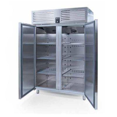 Iceinox VTS 1340 Dik Tip GN Buzdolabı, 2 Kapılı