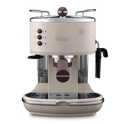 Delonghi - Delonghi ECOV 311.BG Icona Vintage Espresso & Cappuccino Makinesi, Bej (1)