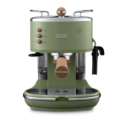 Delonghi - Delonghi ECOV 311.GR Icona Vintage Espresso & Cappuccino Makinesi, Yeşil (1)