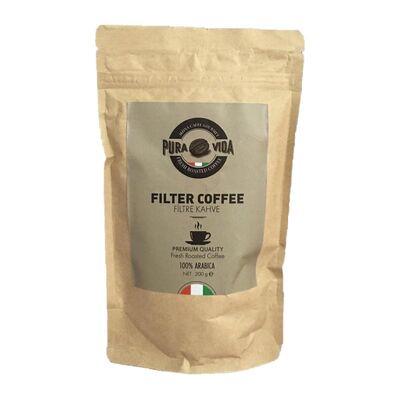 İkona Caffe Arabica Filtre Kahve, 200 gr