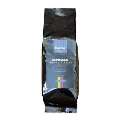 İkona Caffe Espresso Colombia Cream Çekirdek Kahve, 500 gr