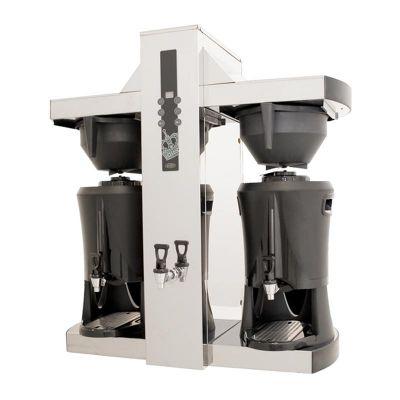 Coffee Queen Tower Filtre Kahve Makinası