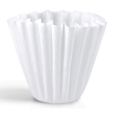 Kalita - Kalita Wave 185 Filtre Kahve Kağıdı, 100 Adet, Beyaz (1)
