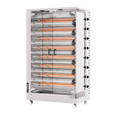 Kalitegaz CRG8B15 Piliç Çevirme Makinesi, Gazlı