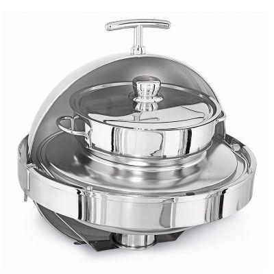 Kapp Delux Chafing Dish Gömme Çorbalık, 6 L