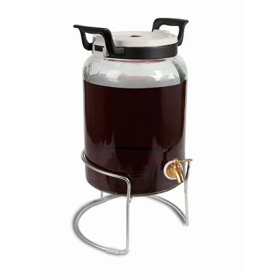 Kapp Ice Tea Dispenseri, Cam