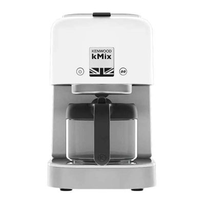 Kenwood - Kenwood COX750WH kMix Filtre Kahve Makinesi, Beyaz (1)