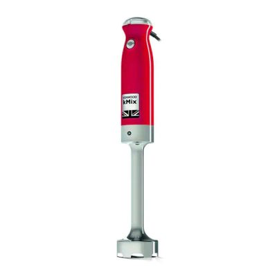 Kenwood - Kenwood HDX754RD kMix El Blender Seti, 800 W, Kırmızı (1)
