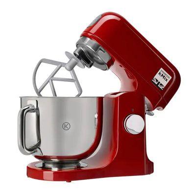 Kenwood KMX750AR kMix Mutfak Şefi, 5 L, Kırmızı