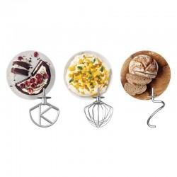Kenwood KMX750WH kMix Mutfak Şefi, 5 L, Gümüş-Beyaz - Thumbnail