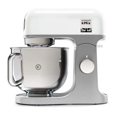 Kenwood KMX750WH kMix Mutfak Şefi, 5 L, Gümüş-Beyaz