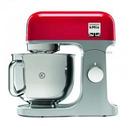 Kenwood KMX750WH kMix Mutfak Şefi, 5 L, Gümüş-Kırmızı - Thumbnail