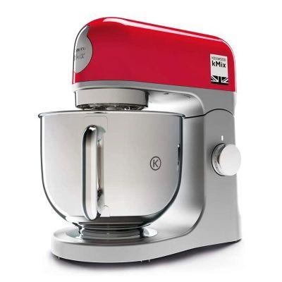 Kenwood KMX750RD kMix Mutfak Şefi, 5 L, Gümüş-Kırmızı