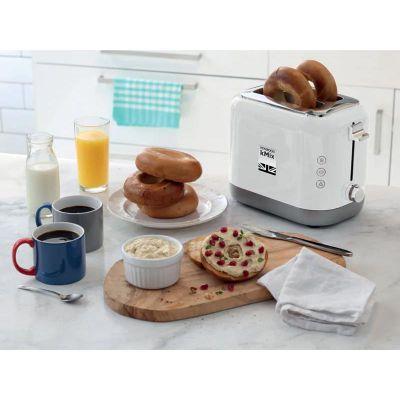 Kenwood - Kenwood TCX751WH kMix Ekmek Kızartma Makinesi, Beyaz (1)