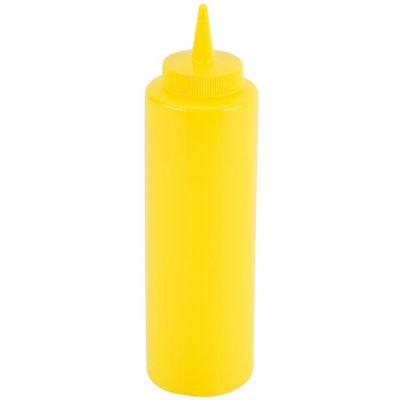 Zicco Ketçaplık Mayonezlik Hardallık, 350 cc, Sarı