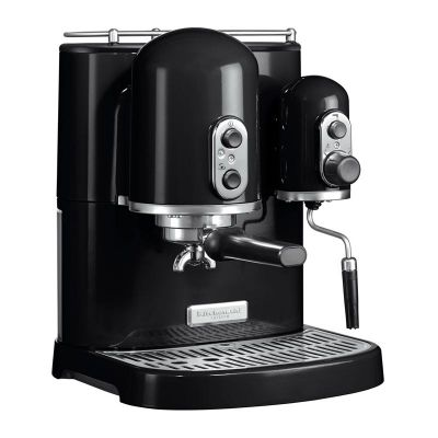 KitchenAid - KitchenAid Artisan Espresso Makinesi, Akik Siyahı (1)