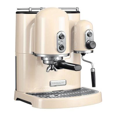 KitchenAid - KitchenAid Artisan Espresso Makinesi, Badem Ezmesi (1)
