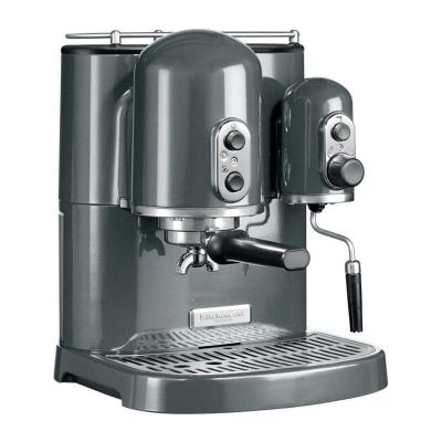 KitchenAid - KitchenAid Artisan Espresso Makinesi, Gümüş Madalyon (1)