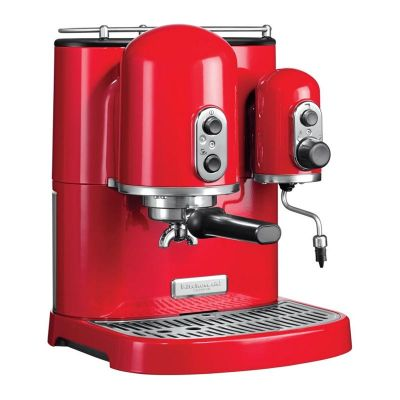 KitchenAid - KitchenAid Artisan Espresso Makinesi, İmparatorluk Kırmızısı (1)