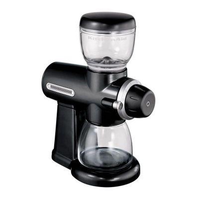 KitchenAid - KitchenAid Artisan Kahve Öğütücü, Akik Siyahı (1)