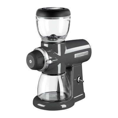 KitchenAid - KitchenAid Artisan Kahve Öğütücü, Gümüş Madalyon (1)