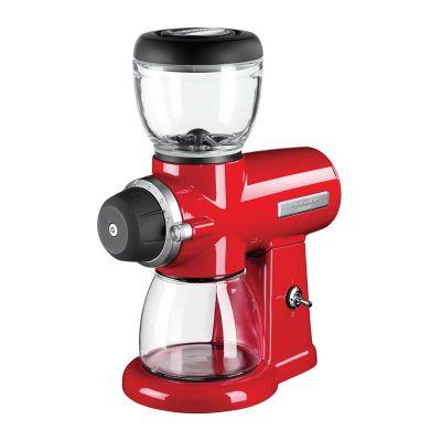 KitchenAid - KitchenAid Artisan Kahve Öğütücü, İmparatorluk Kırmızısı (1)