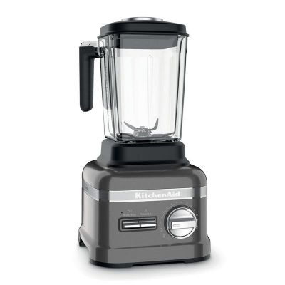 KitchenAid - KitchenAid Artisan Power Plus Blender, 1800 W, Gümüş Madalyon (1)