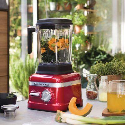 KitchenAid Artisan Power Plus Blender, 1800 W, İmparatorluk Kırmızısı