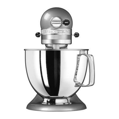 KitchenAid - KitchenAid 5KSM125 Artisan Stand Mikser, 4.8 L, Gümüş Kontur (1)