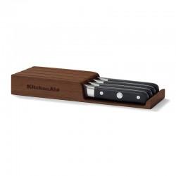 KitchenAid Biftek Bıçak Seti, 4 Parça - Thumbnail