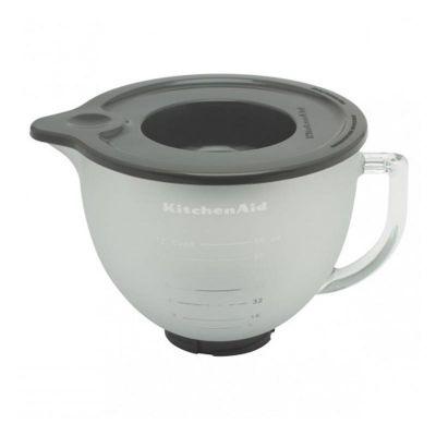 KitchenAid - KitchenAid Buzlu Cam Kase Aksesuarı, 4.3 L ve 4.8 L Uyumlu (1)