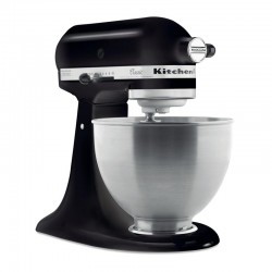 KitchenAid Classic Stand Mikser, 4.3 L, Siyah - Thumbnail
