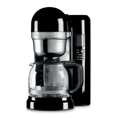 KitchenAid - KitchenAid Drip Coffee Maker, Tek Dokunuş ile Demleme Özellikli, Akik Siyahı (1)
