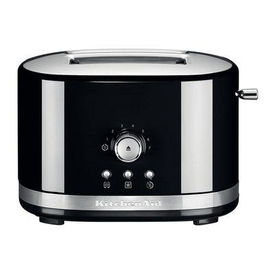 KitchenAid - Kitchenaid Ekmek Kızartma Makinesi, 2 Dilim, Manuel Kontrol, Onyx Siyah (1)