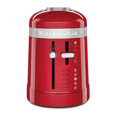KitchenAid - KitchenAid Ekmek Kızartma Makinesi, 2 Dilim, Uzun Yuvalı, İmparatorluk Kırmızısı (1)