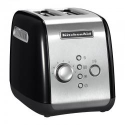 KitchenAid Ekmek Kızartma Makinesi, 2'li, Akik Siyahı - Thumbnail