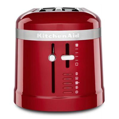 KitchenAid - KitchenAid Ekmek Kızartma Makinesi, 4 Dilim, Uzun Yuvalı, İmparatorluk Kırmızısı (1)