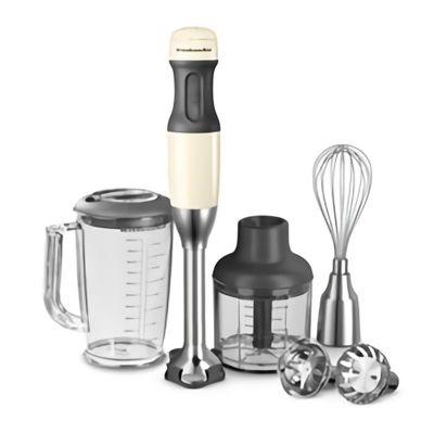 KitchenAid - KitchenAid El Blender, 5 Hızlı, Badem Ezmesi (1)