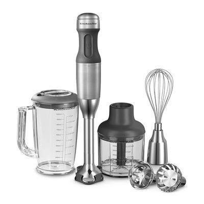 KitchenAid El Blender, 5 Hızlı, Paslanmaz Çelik