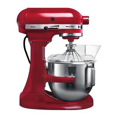 KitchenAid Mikser Heavy Duty, 4.8 L, Kırmızı