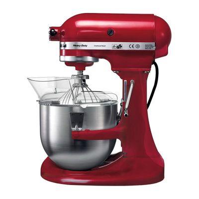KitchenAid - KitchenAid Heavy Duty Stand Mikser, 4.8 L, Kırmızı (1)