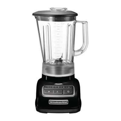 KitchenAid Klasik Blender, 550 W, Akik Siyahı