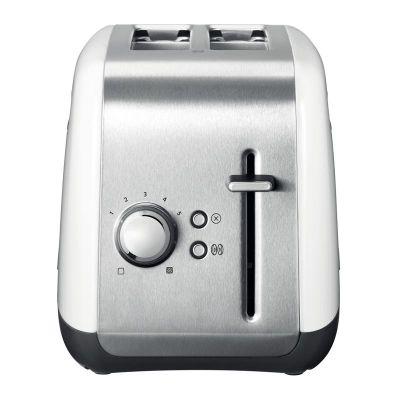 KitchenAid - KitchenAid Klasik Ekmek Kızartma Makinesi, 2' li, Beyaz (1)