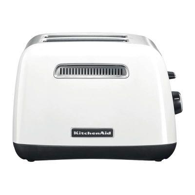 KitchenAid Klasik Ekmek Kızartma Makinesi, 2' li, Beyaz