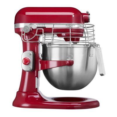 KitchenAid Profesyonel Stand Mikser, 6.9 L, Kırmızı