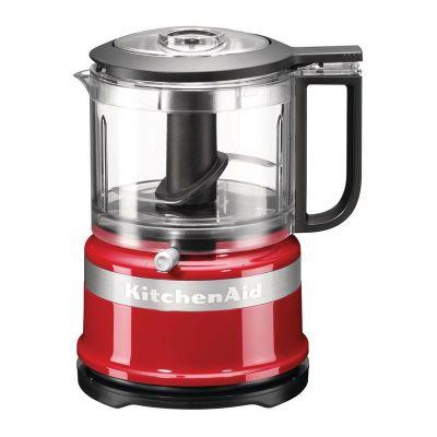 Kitchenaid Mini Mutfak Robotu, 830 ml, İmparatorluk Kırmızıs